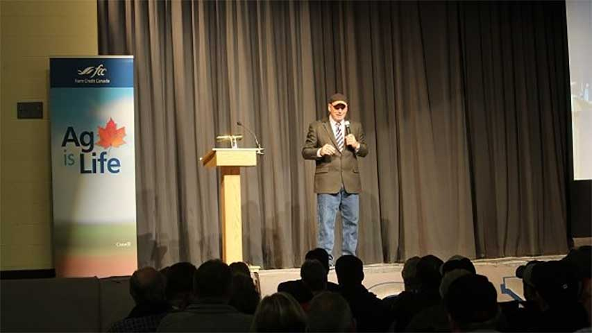 Comedian and Motivational Speaker in Ridgetown, ON