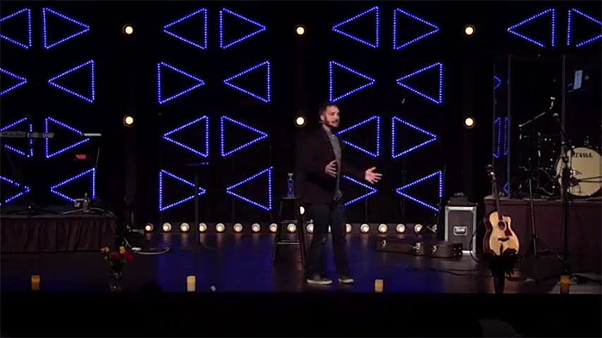 Christian comedian in Michigan