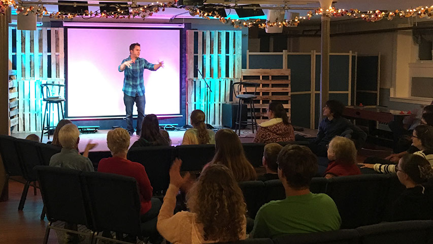 Christian Comedians in Chester, VT