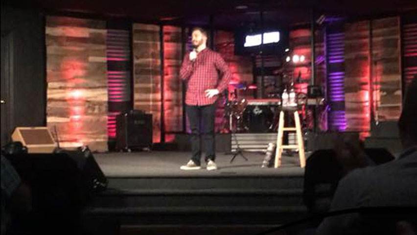 Christian Comedian in Burlington, NC