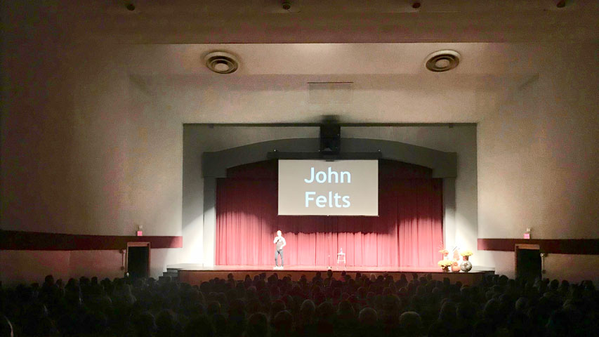John Felts in Searcy, AR