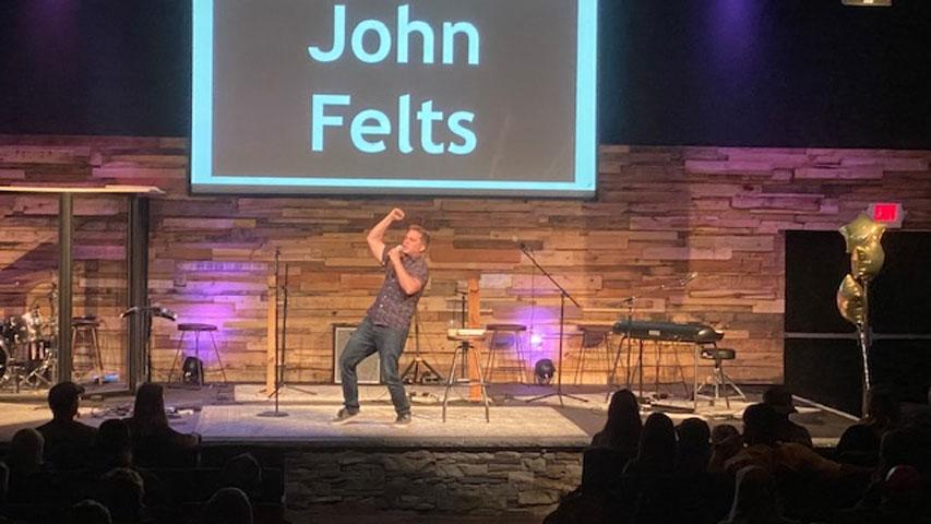 Comedian and Motivational Speaker in Villa Rica, GA