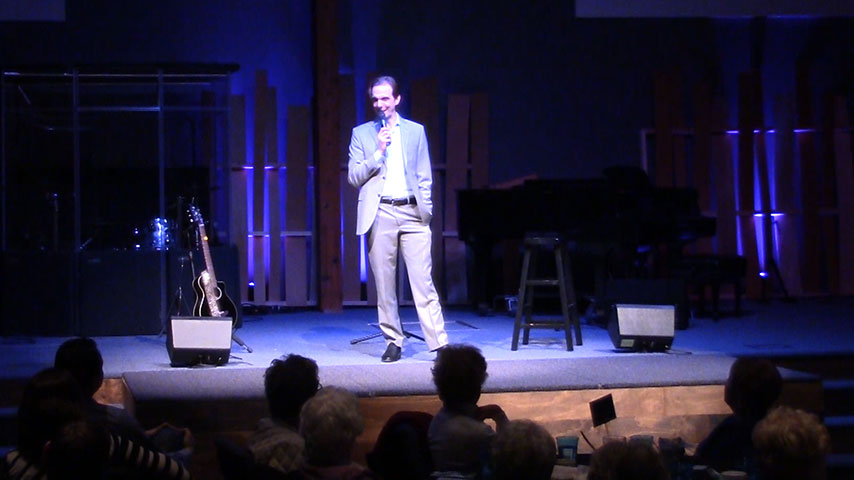 Christian Comedian in Raleigh, NC