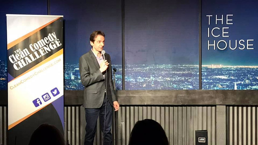Comedian and Motivational Speaker in Pasadena, CA