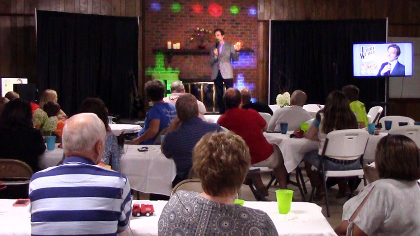 Christian Comedian in Autryville, NC