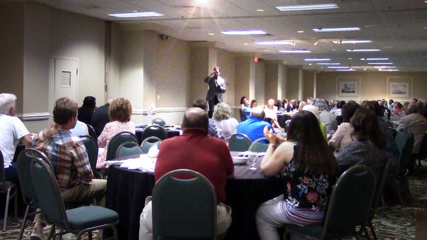 Comedian and Motivational Speaker in Myrtle Beach, SC