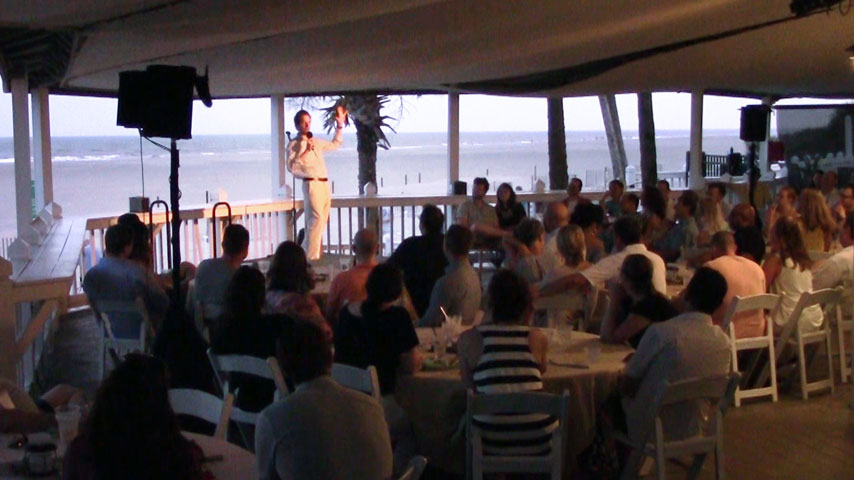 Comedian in Isle of Palms, SC