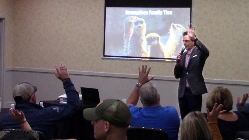 Motivational Speaker in Asheville, NC
