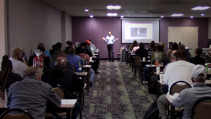 Motivational Speaker in Conover, NC