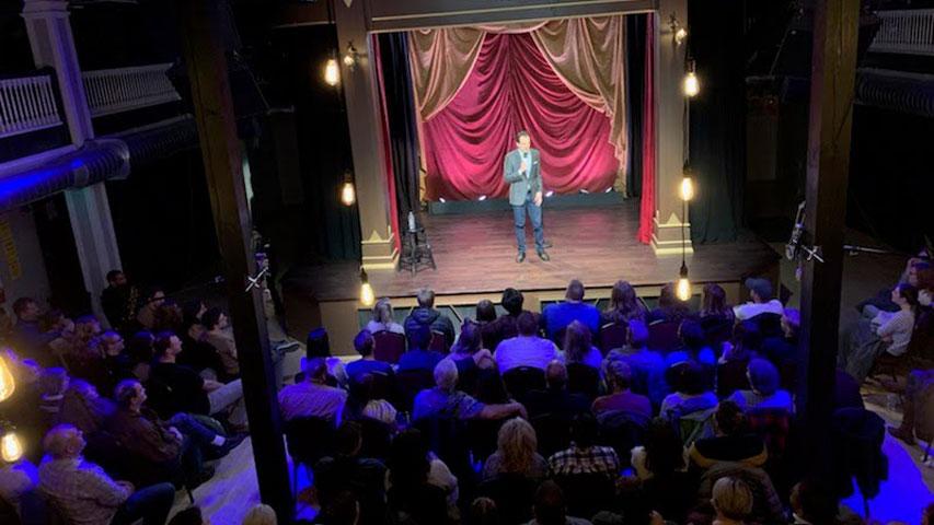 Comedian and Motivational Speaker in Provo, UT
