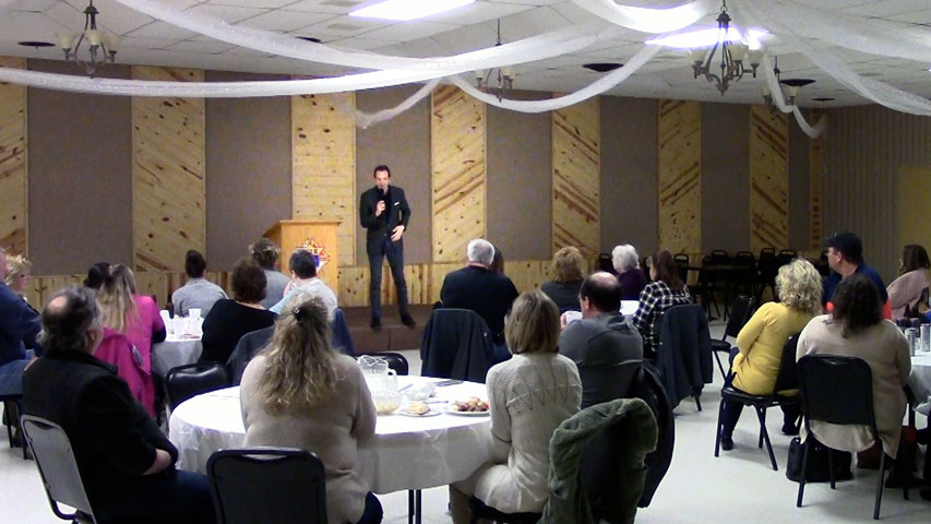 Comedian and Motivational Speaker in Devils Lake, ND