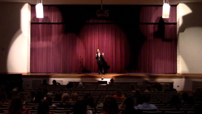 Comedian and Motivational Speaker in Spearman, TX