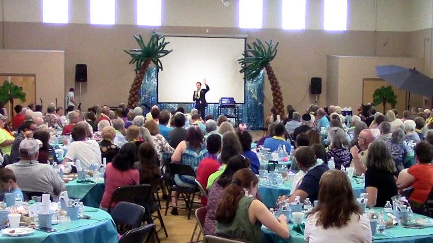 Comedian and Motivational Speaker in Denver, CO