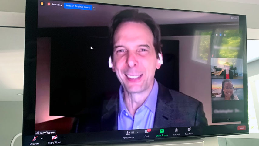 Virtual Comedian and Speaker in Park Ridge, IL