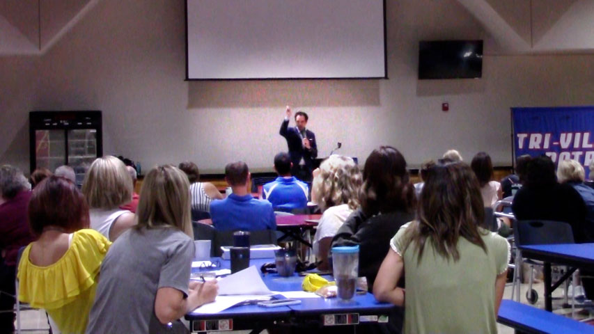 Comedian and Motivational Speaker in New Madison, OH