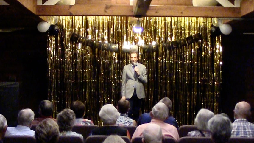 Comedian and Motivational Speaker in Black Mountain, NC