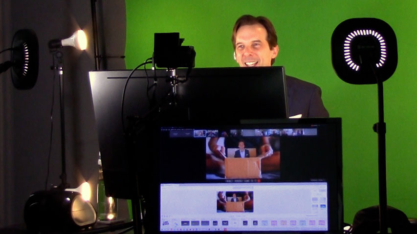 Virtual Comedian and Speaker in Lehi, UT