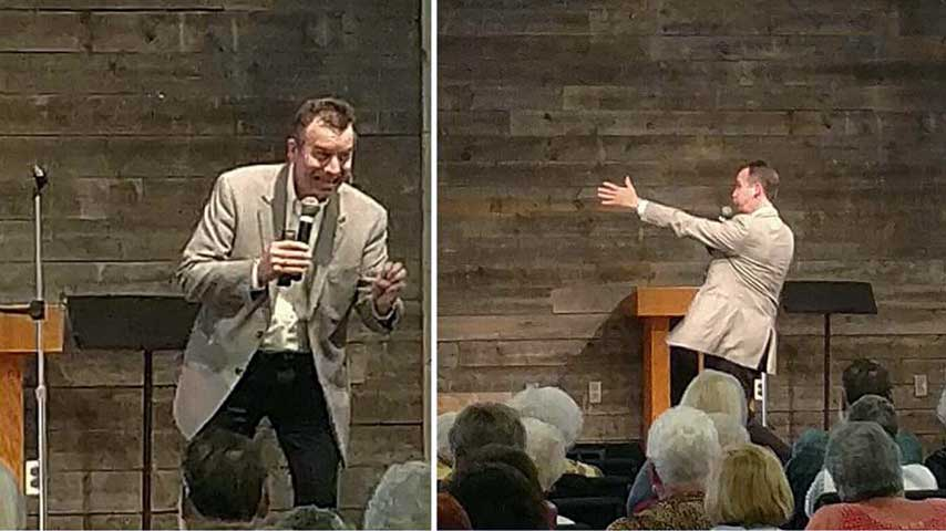 Christian Comedians in Wichita Falls, TX